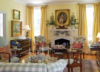 Five Design Secrets for Creating a Gracious Home #traditionellesdekor