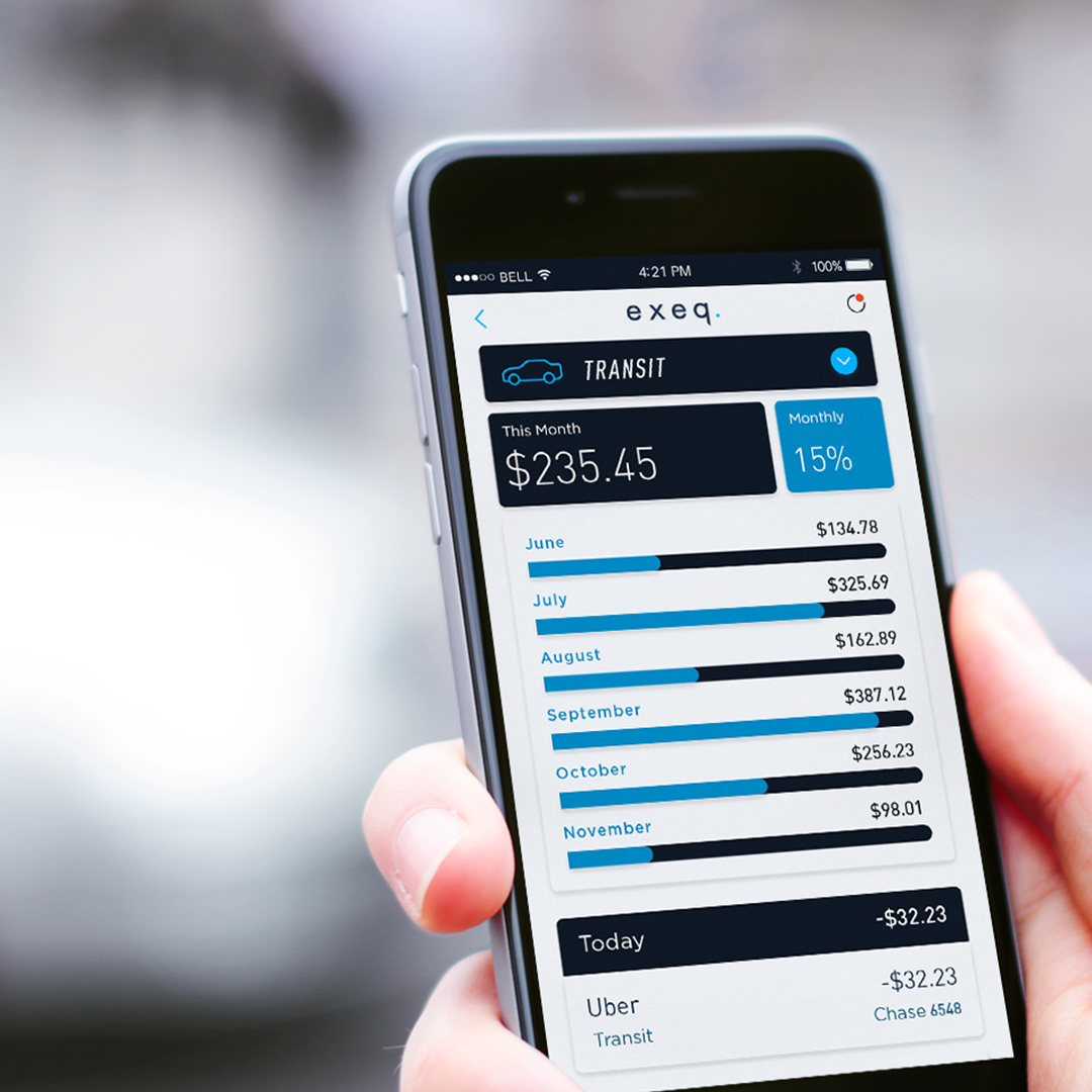 New budgeting app exeq check it out now