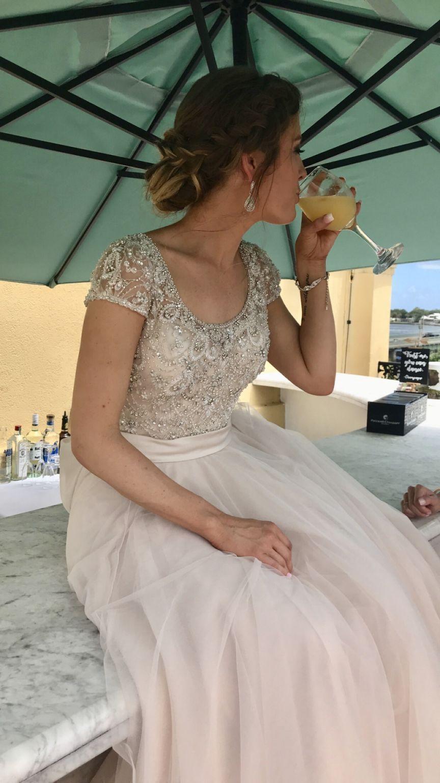 $500 wedding dress  Allure Bridals   Size   Used Wedding Dresses  Dresses