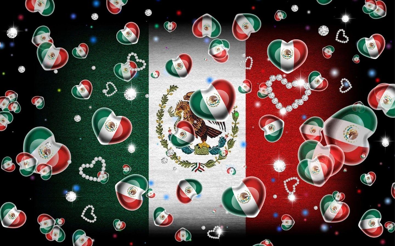 Mexico flag wallpaper screenshot viva mexico for Wallpaper viva home