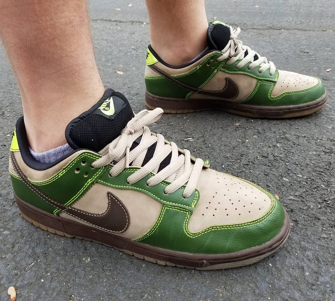 huge selection of 7519f 947f2 Nike Dunk Low Pro SB