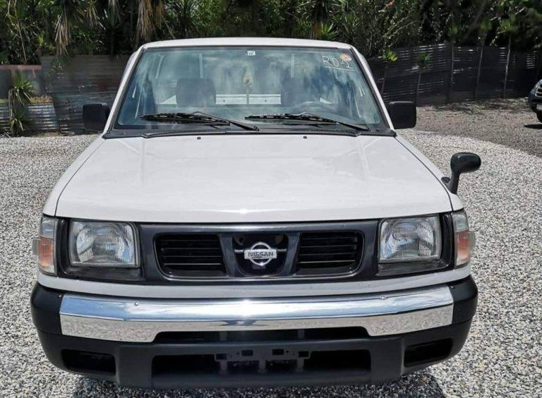 Pickup Nissan Datsun 2000 Venta De Carros En Guatemala Nissan Mini Camiones Camionetas