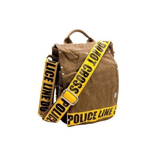 2bd5e888801 Ducti   Police Line   Messenger Bag, Yellow ( 50) ❤ liked on Polyvore  featuring bags, messenger bags, accessories, purses, yellow bag, pocket bag,  ...