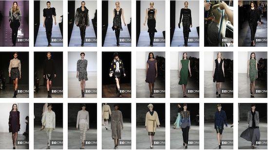 Condé Nast's Fashion Photos Now Available To Bloggers On Pay-Per-Use Basis | via DesignTAXI.com