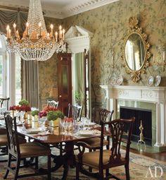 Astonishing Georgian Style Interior Ideas - Best idea home design .