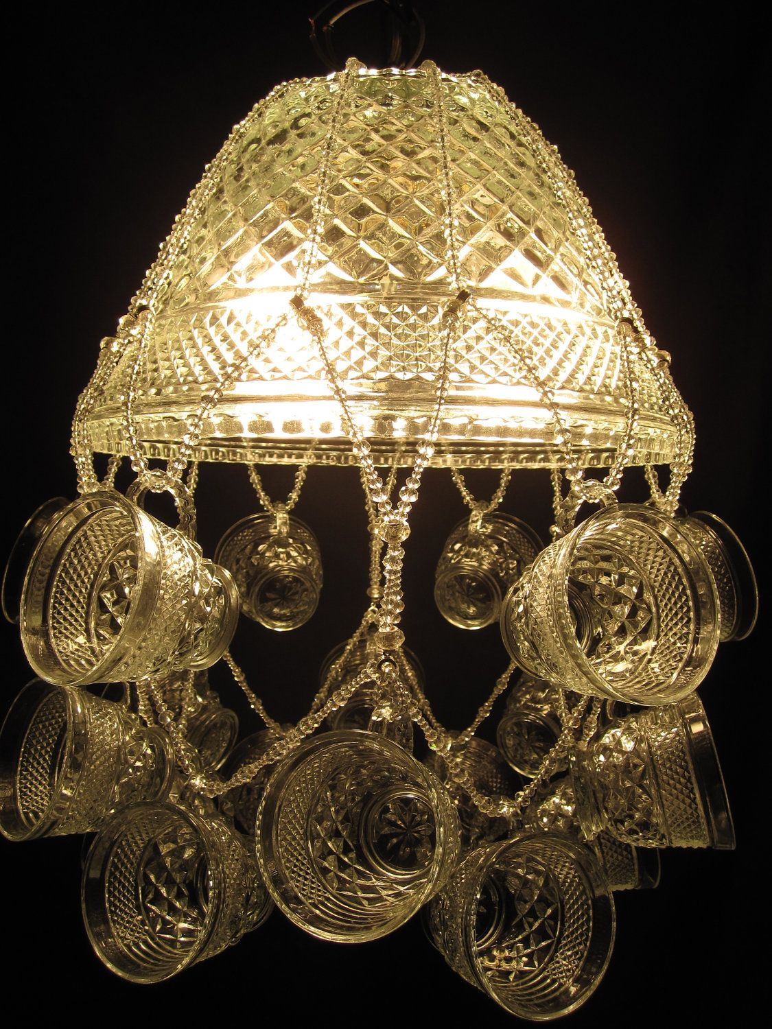 Gorgeous wexford punch bowl chandelier with 18 dangling punch cups gorgeous wexford punch bowl chandelier with 18 dangling punch cups arubaitofo Choice Image