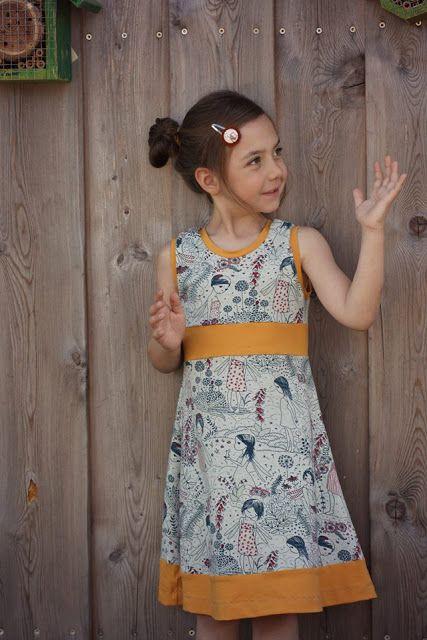 Lillestoff (mit Bildern)   Kinder kleidung, Lillestoff ...