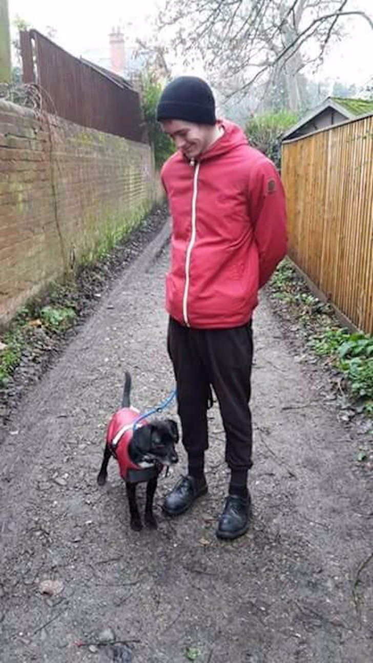 Boyfriend Wears Matching Outfits With His Dog, Steals Hearts Everywhere