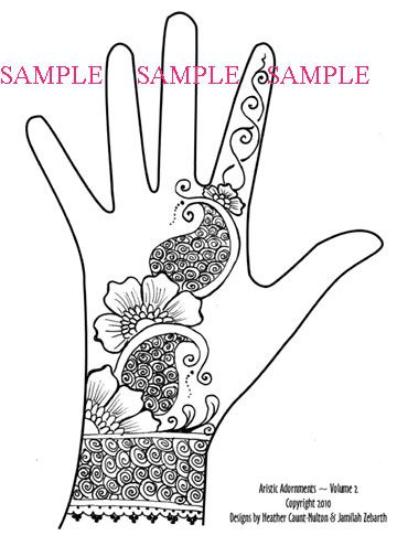 picture regarding Printable Henna Designs identify Flower Tattoo Types: Butterfly Tattoo Designfree Printable