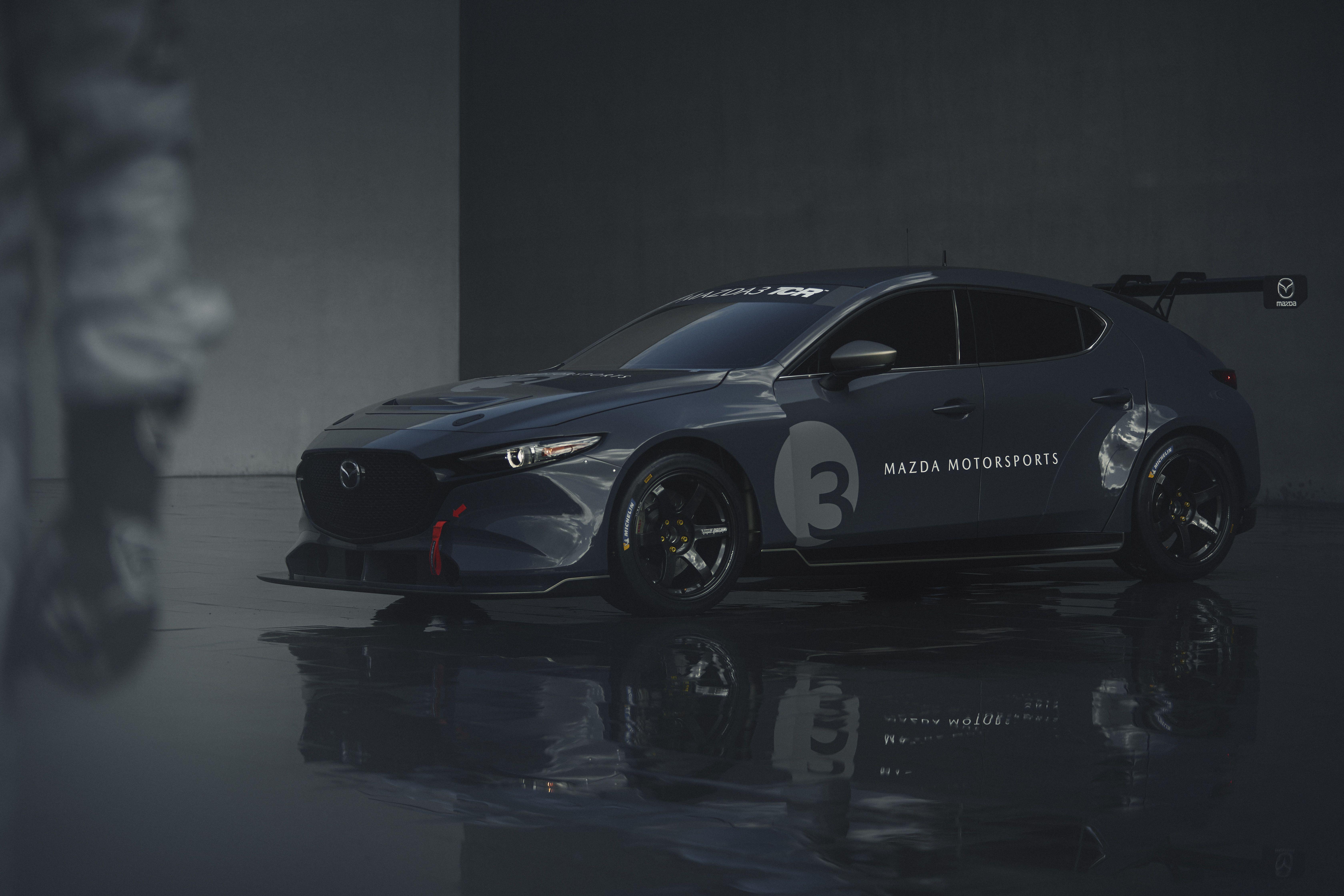 2020 Mazda3 Tcr Hot Hatch Mazda Mazda 3 Hot Hatch