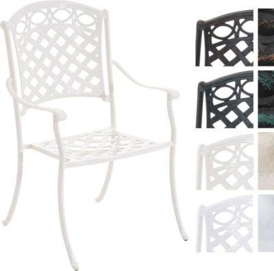 Spectacular Alu Guss Garten Stuhl ISHVARA Stapelstuhl Nostalgie Metallstuhl stapelbar Jetzt bestellen unter