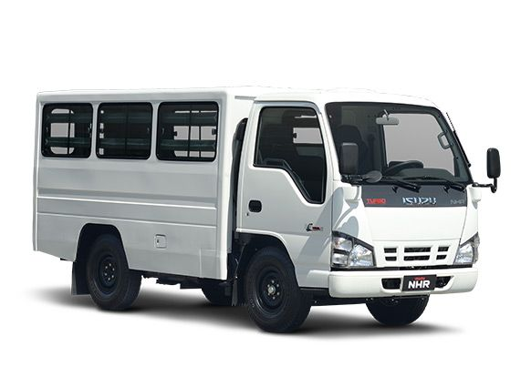N Series Isuzu Philippines Philippines Van Vehicles