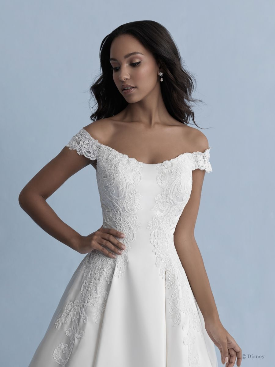 Style D262 Belle Allure Bridals in 2020 Disney