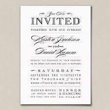 informal wedding invitation wording - Google Search