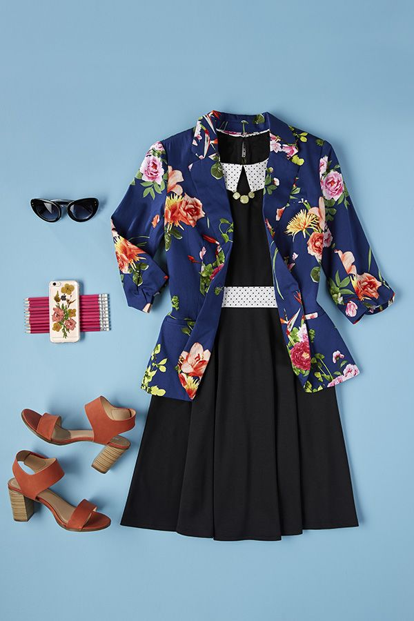 Office Supplies: Workwear That Dresses To Impress.