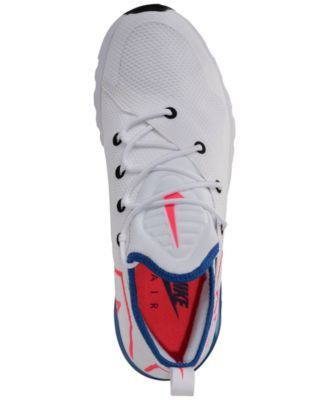 1770f7facc96 Nike Men s Air Max Flair 50 Running Sneakers from Finish Line - White  - shoesmen