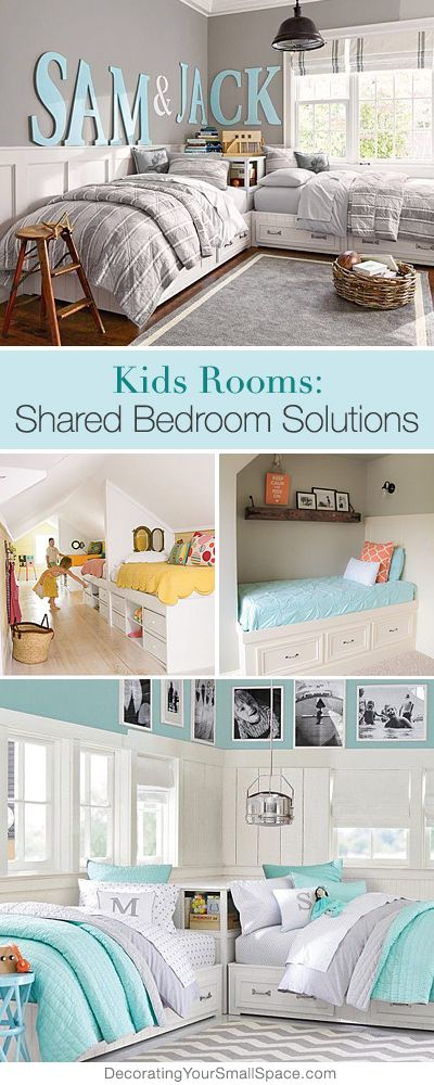 Best Kids Rooms Shared Bedroom Solutions Shared Bedrooms 640 x 480