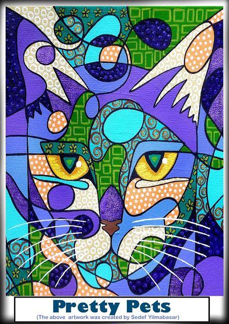 Photo of PRETTY PETS – a quick artwork.