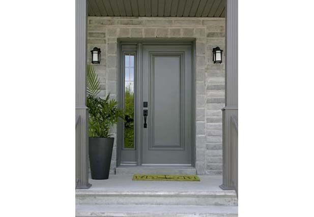 Wood Front Doors, Farmhouse Front Doors, Farmhouse Exterior ...