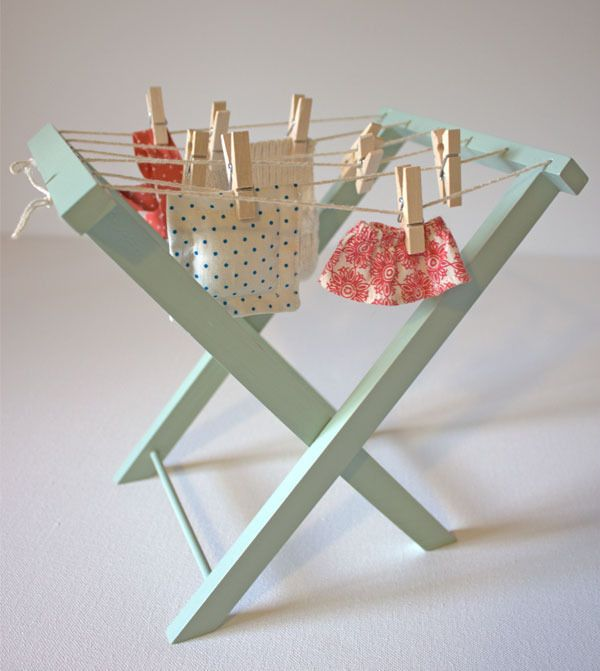 Image of Clothes Drying Rack