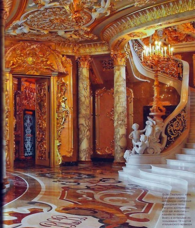 Russian palace photos | Russia in 2019 | Palace interior