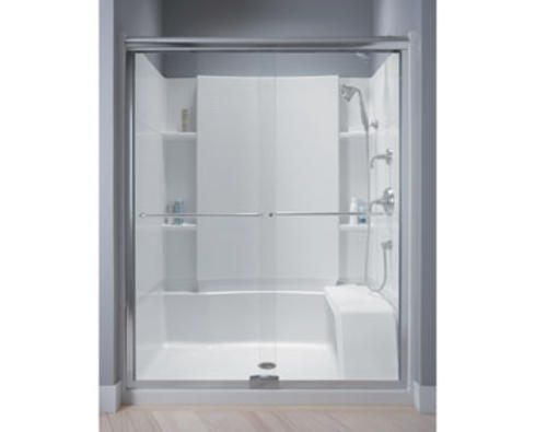 Sterling Shower Doors Sterling Finesse By Pass Shower Door