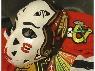 murray bannermanl picture | MY HOCKEY CARD OBSESSION: RATE MY MASK - Murray Bannerman