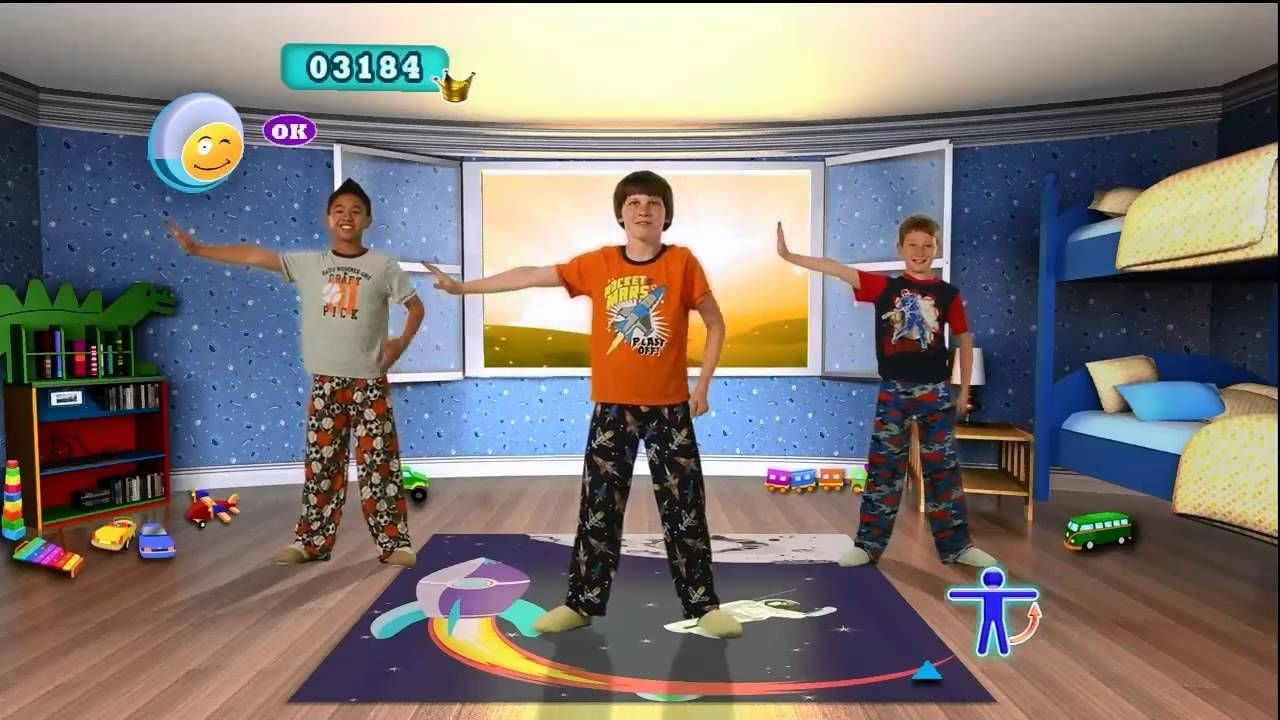 """Just Dance Kids 2 """"Are You Sleeping"""" 8,320 + Score"""