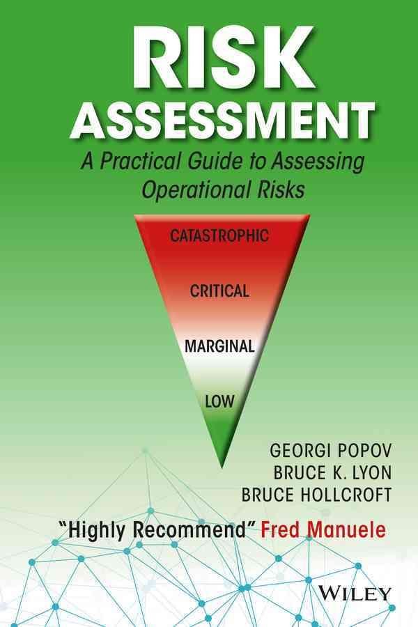 Risk Assessment A Practical Guide to Assessing Operational Risks - product risk assessment