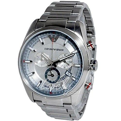 2086560f9c0 นาฬิกาผู้ชายแบรนด์ Emporio Armani AR6036 Sportivo