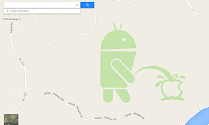 Google's map maker was shutdown after a urinating Android robot was created by a prankster | People will now have more power to moderate edits on the service, with 'a community of well-intentioned users' fending off digital vandalism