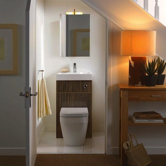 Add value by adding an extra wc rated people blog for Downstairs bathroom ideas