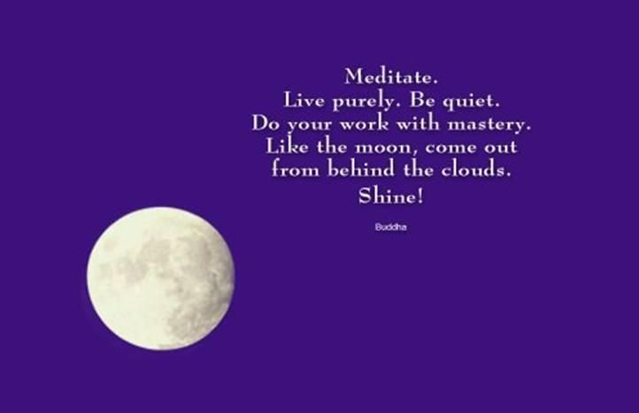 Image result for buddha quotes full moon