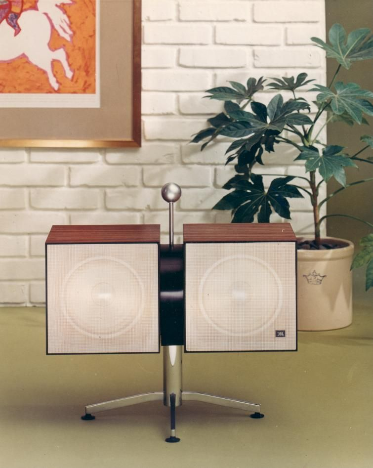 Jbl L80 Caprice 1967 Audio Design Hifi Audio Speaker