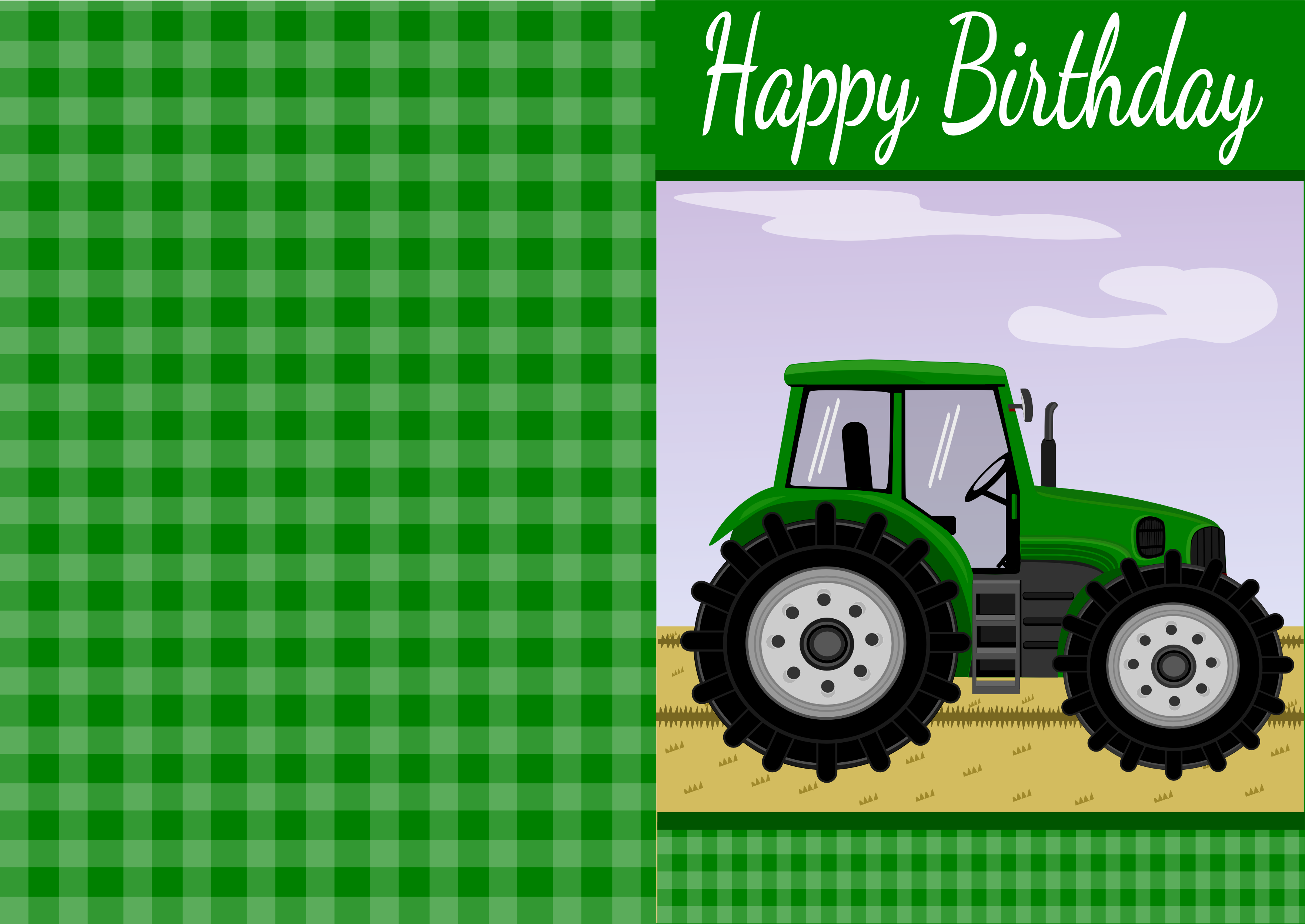 Printable Cards – Free Print Birthday Cards