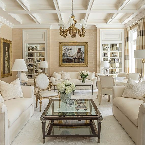 Get The Look An Elegant And Classy Living Room Living Room
