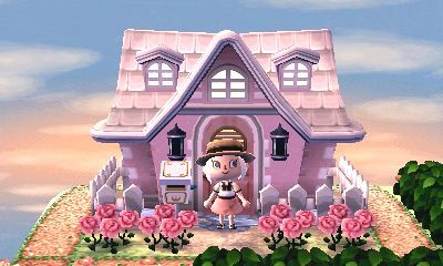 Pin On Acnl House