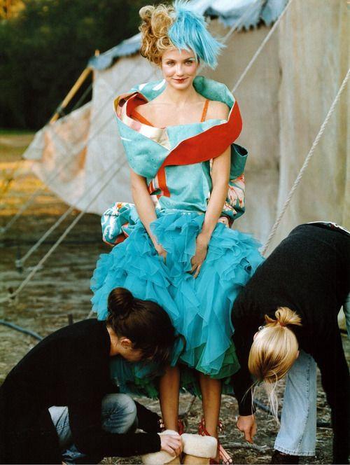 Diaz, Vogue 2003