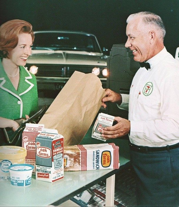 7-Eleven 1966. Not much has changed.