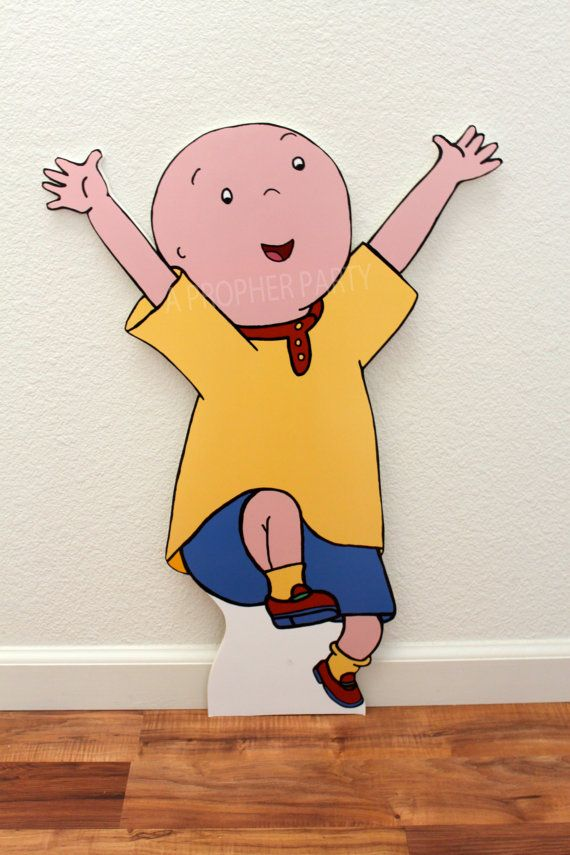 Are You Planning A Caillou Party Well