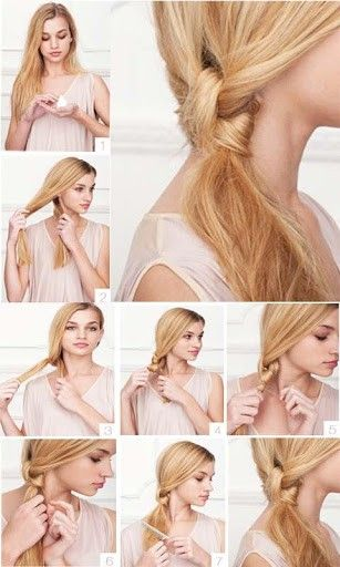 Best Hairstyle Tutorials For Everyday Cute Ponytail Hairstyles Hairstyle Hair Styles