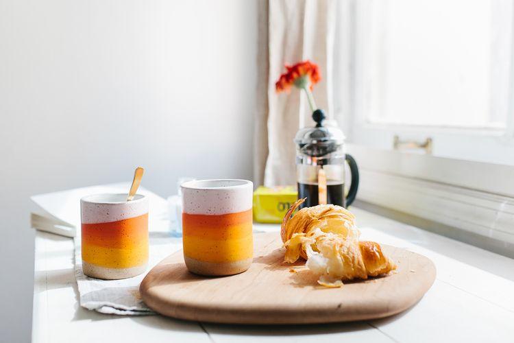 Sunset Cup Set