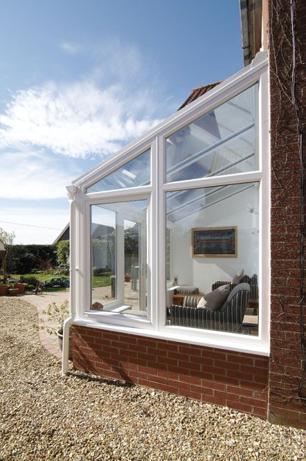 Upvc Lean To Conservatories At Unbeatable Prices Anglian