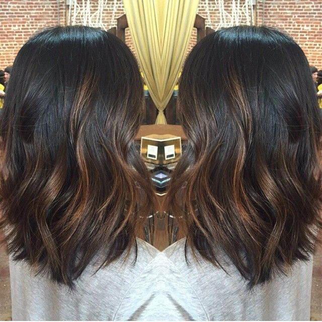 Balayage Black Hair Indian Straight Black Hair Balayage Balayage Hair Dark Hair Lengths
