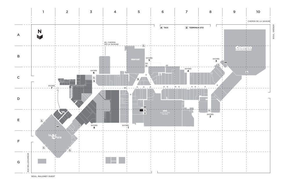 Promenades De L Outaouais Shopping Plan Shopping Places Gatineau Canada Shopping