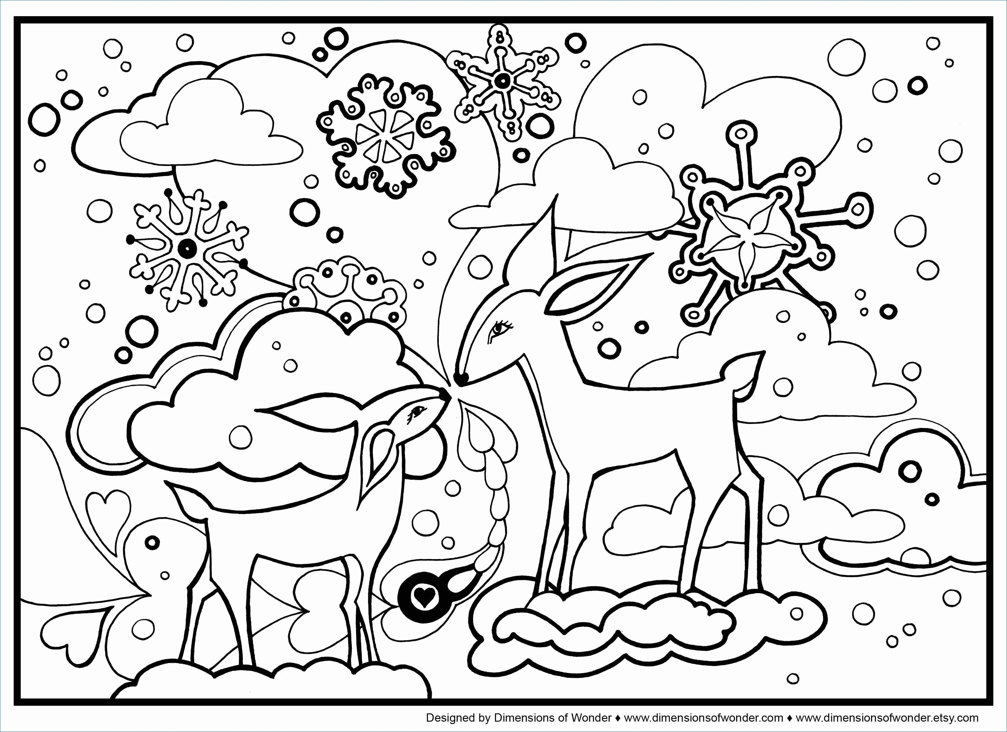Winter Animals Coloring Pages Luxury Coloring Free Winter Coloring Pages Bookeets N Girl A Christmas Coloring Pages Animal Coloring Pages Coloring Pages Nature