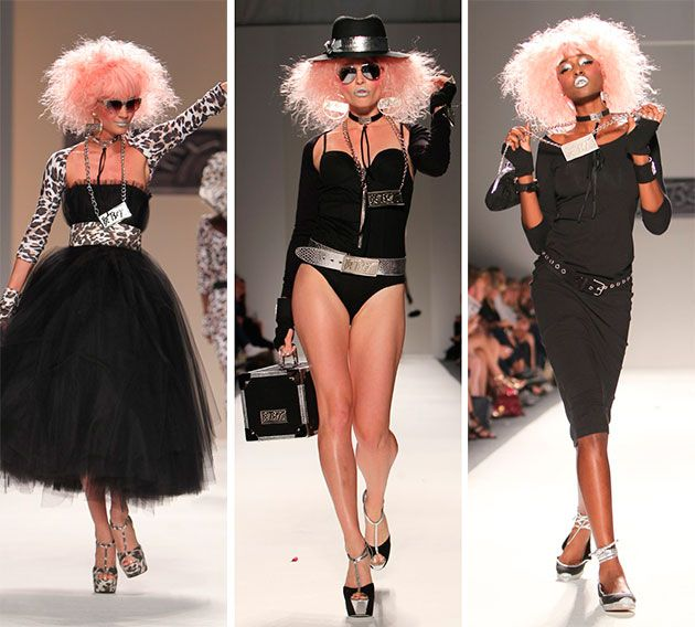 Betsey Johnson Spring/Summer 2014 RTW – New York Fashion Week