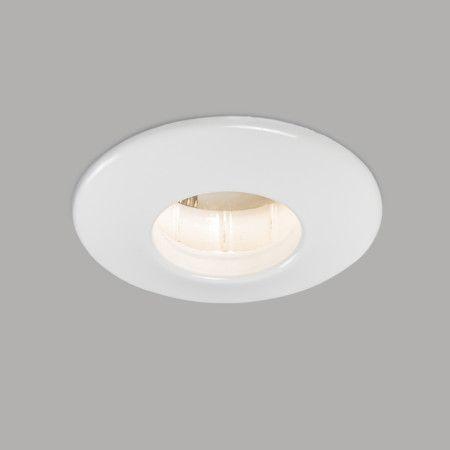 Moderner Einbauspot Weiss Ip44 Gap Badezimmerlampen Badezimmer