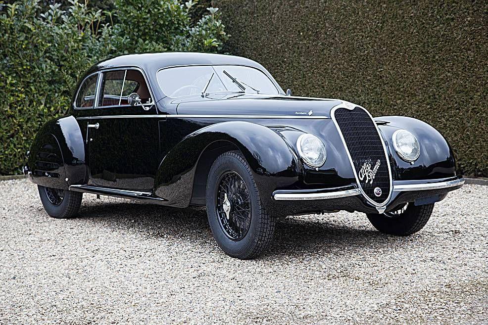 1939 Alfa Romeo 6c2500 For Sale 1891522 Hemmings Motor News