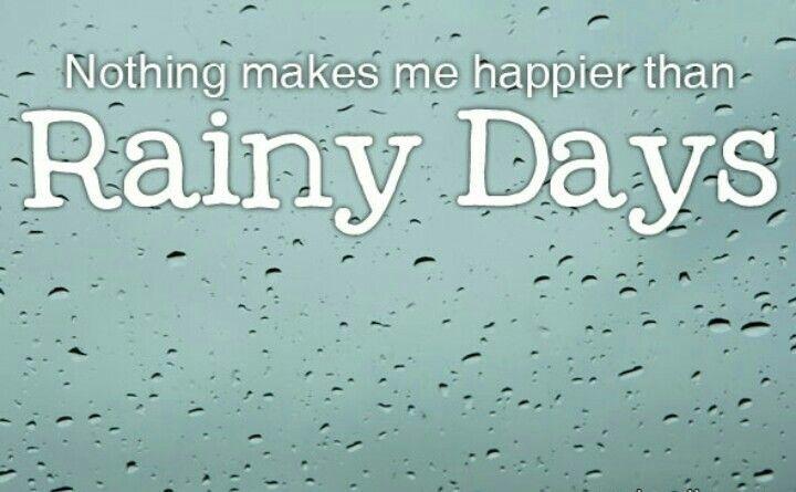 Rainy Days Rain Love Pinterest Rainy Day Quotes Rainy Days